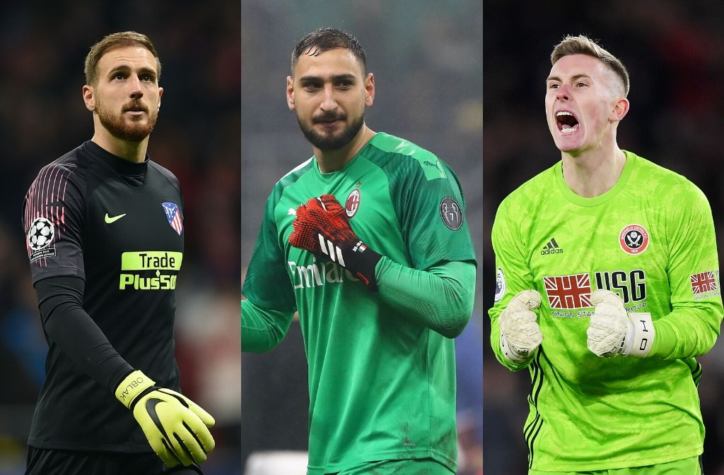Top 5 goalkeeper targets for Chelsea this summer