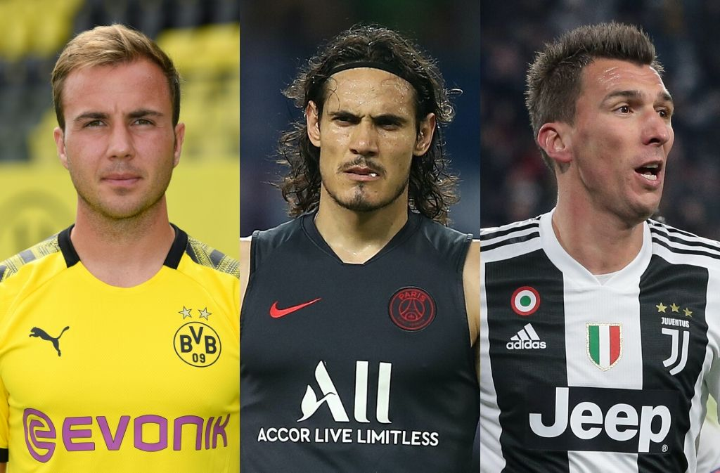 Top 10 free agents for the summer transfer window