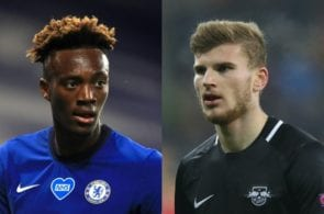 Tammy Abraham, Timo Werner, Chelsea