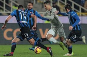 Juventus, Atalanta