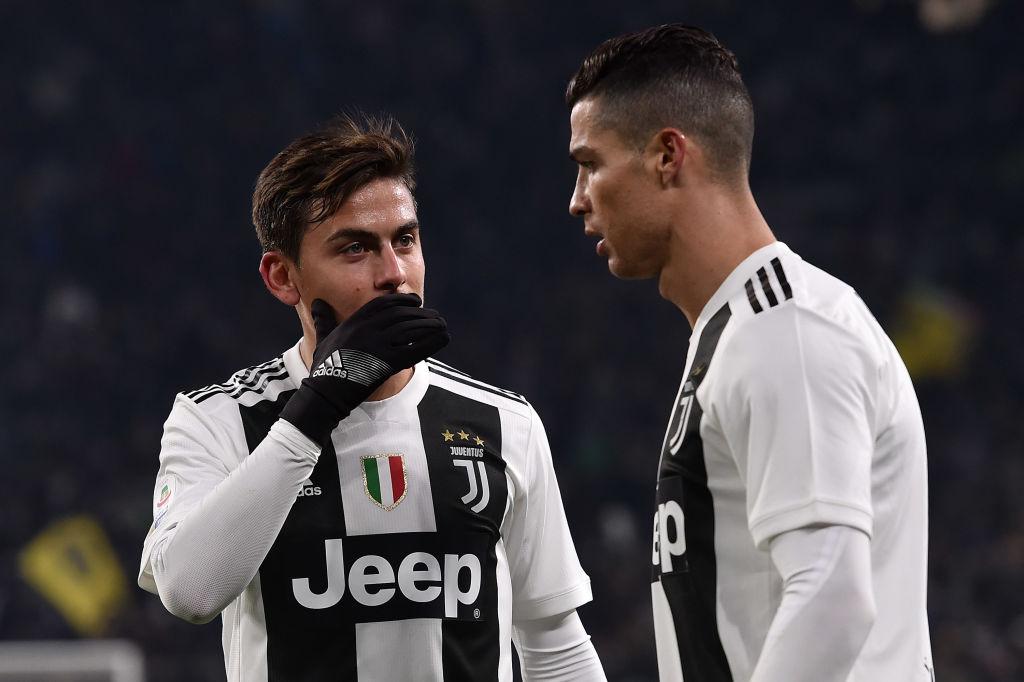 Sarri drops update on Ronaldo and Dybala