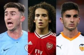 Top 5 most valuable footballers to not debut at international level