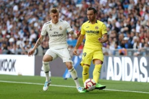 Real Madrid, Villarreal