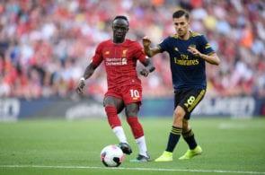 Arsenal, Liverpool, Premier League