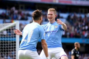David Silva, Kevin De Bruyne - Manchester City