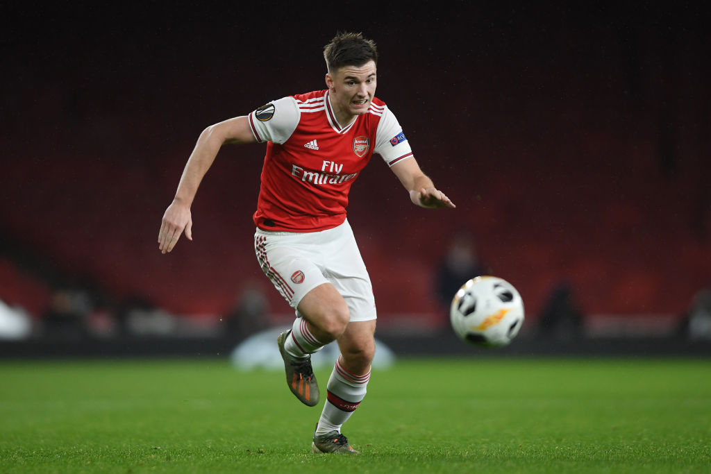 Tierney, Arsenal