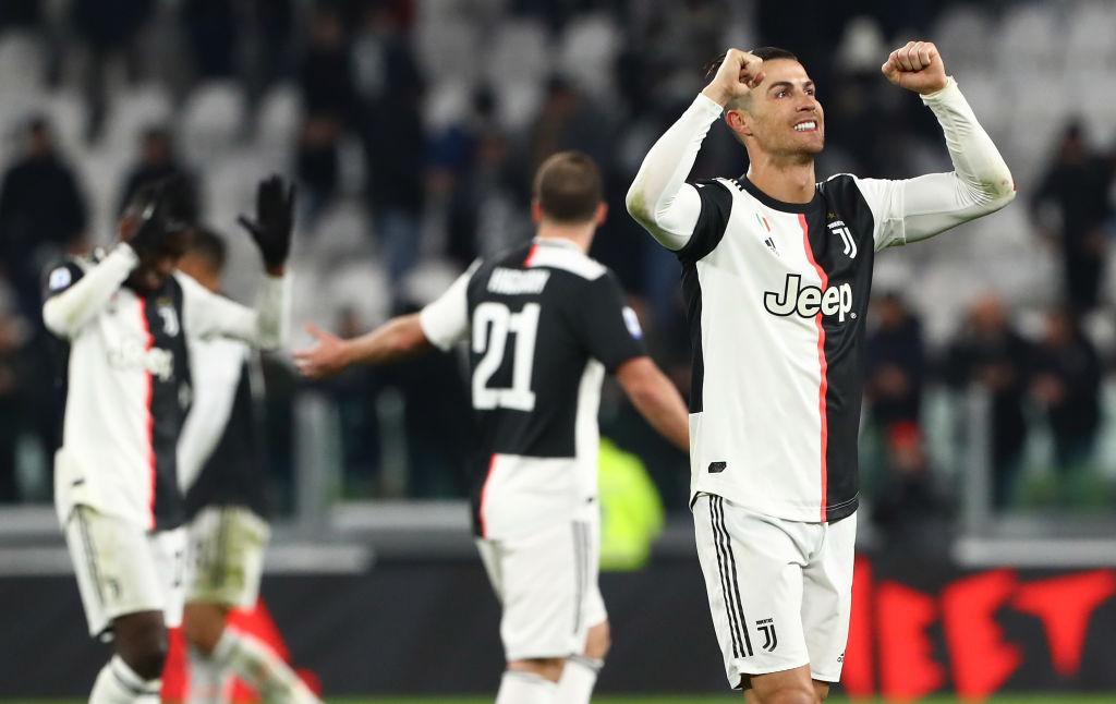 Juventus, Ronaldo