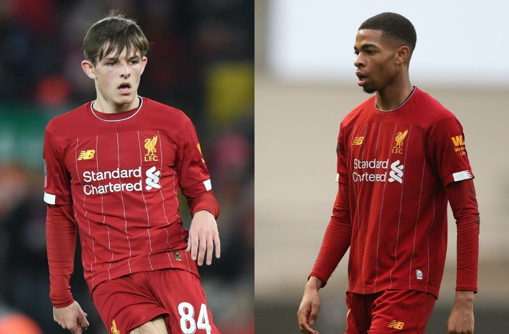 5 Liverpool academy stars to watch out for in 2020/21