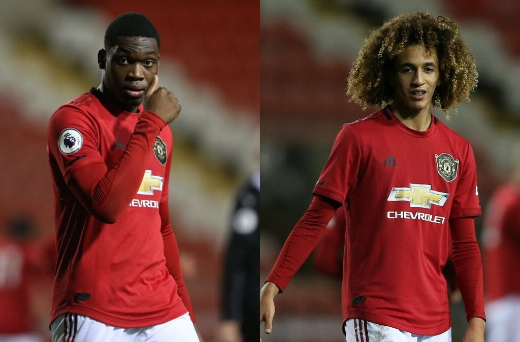 Top 5 Manchester United Academy Players For Next Season Ronaldo Com