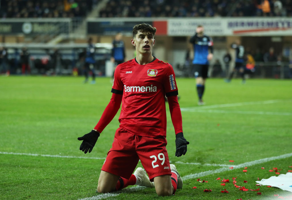 Kai Havertz linked with Chelsea