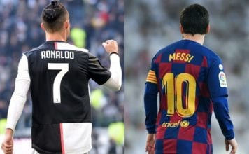 3 ways Juventus could line-up with Ronaldo & Messi
