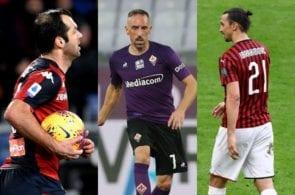 Serie A veterans