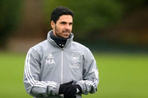 Arteta, Arsenal