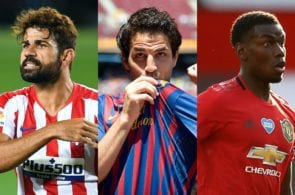 Top 5 most expensive re-signings in football history