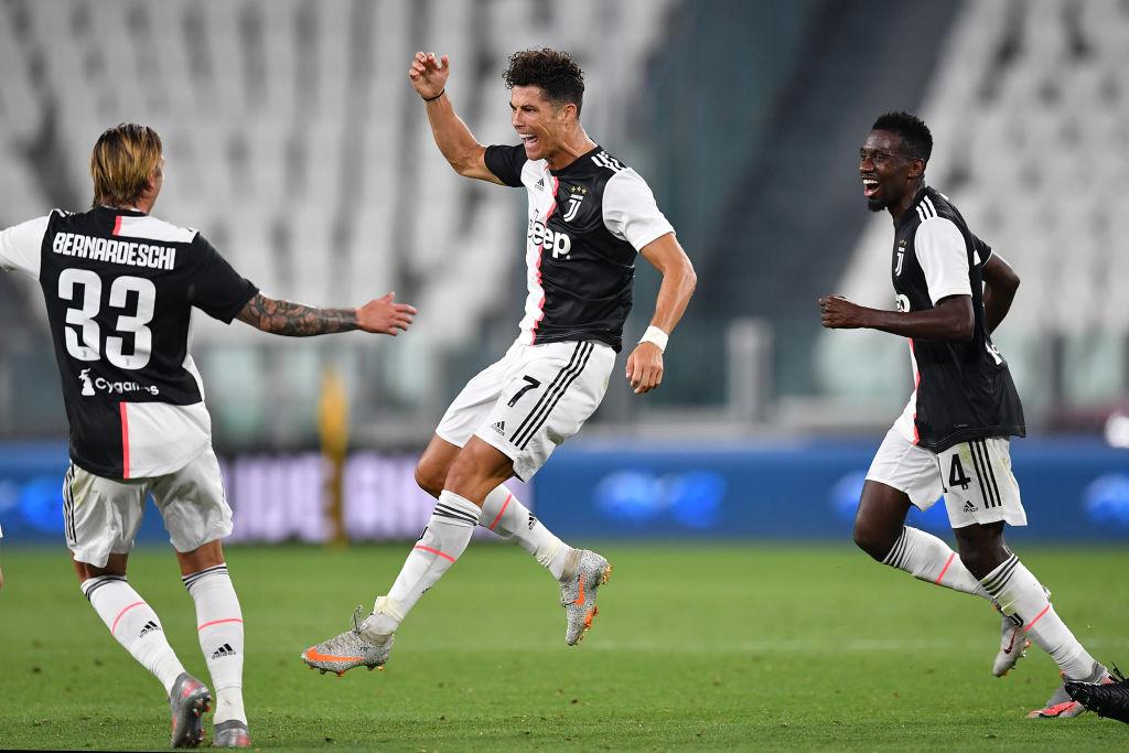 ronaldo, Juventus