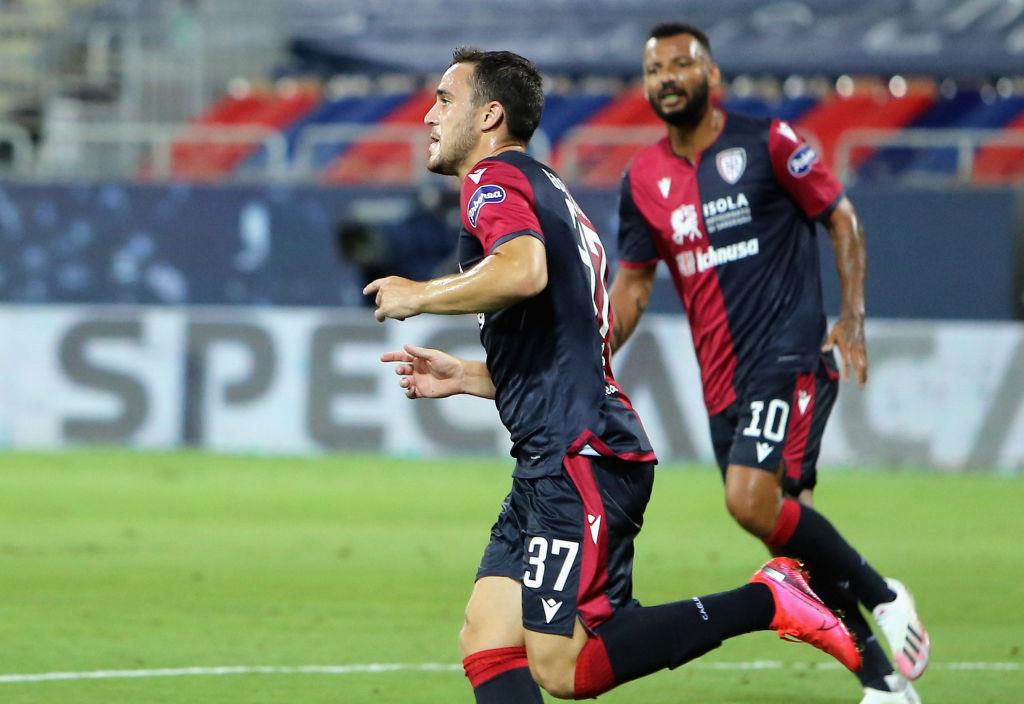 Cagliari Juventus Player Ratings