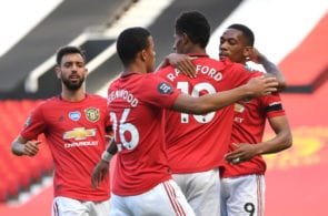'Best in the League' Owen hails Man United front three