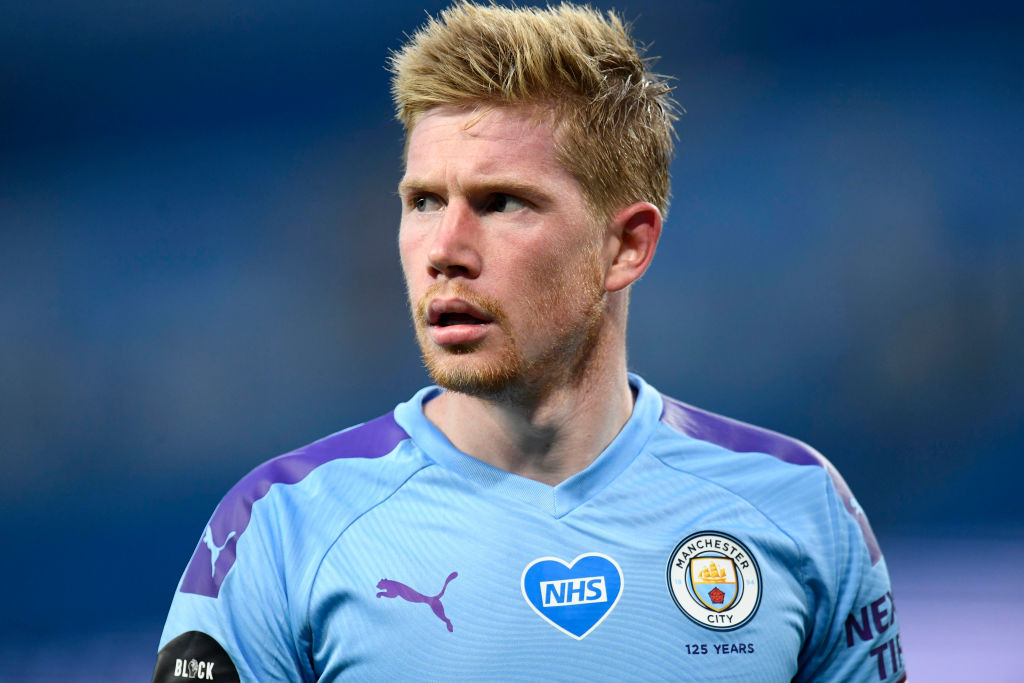 Kevin De Bruyne, Manchester City, PFA Player of the Year