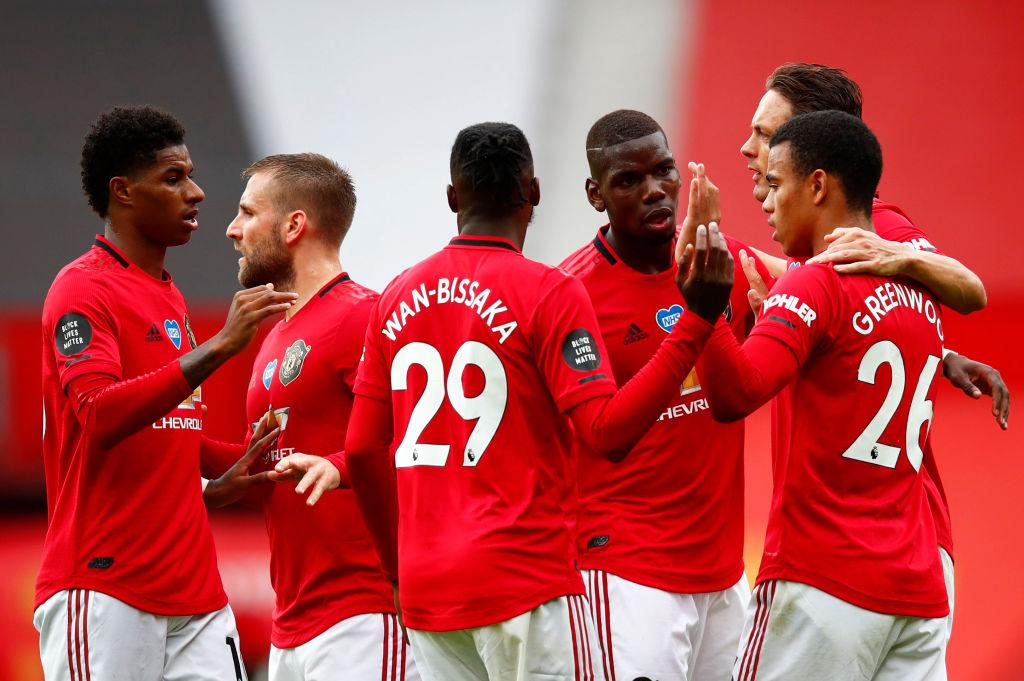 Greenwood Appreciates High Confidence At Man United Ronaldo Com