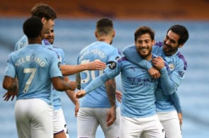 Silva, Manchester City