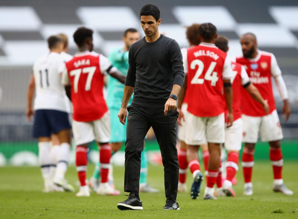Mikel Arteta, Arsenal