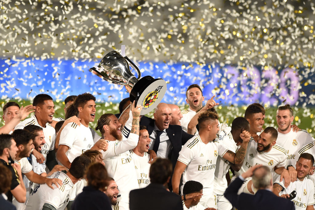 Real Madrid, Top 50 most valuable sports teams around the world
