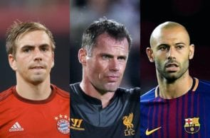 Top 5 players who NEVER scored in the Champions League