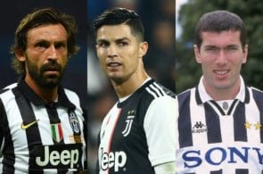 The 6 greatest Juventus signings of all-time