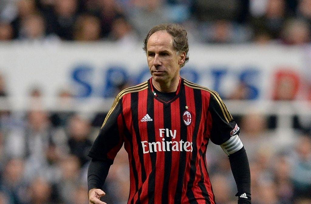 Franco Baresi , AC Milan, best defenders