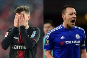 Kai Havertz, John Terry, Chelsea