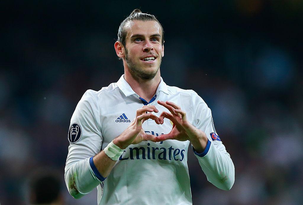Gareth Bale, Toni Kross