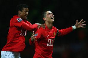 Nani, Ronaldo