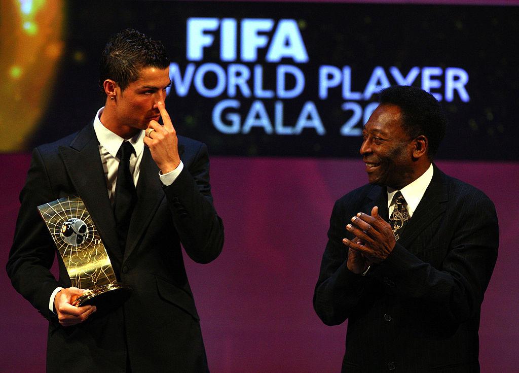 Pele, Ronaldo