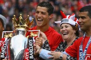 ronaldo, Premier League