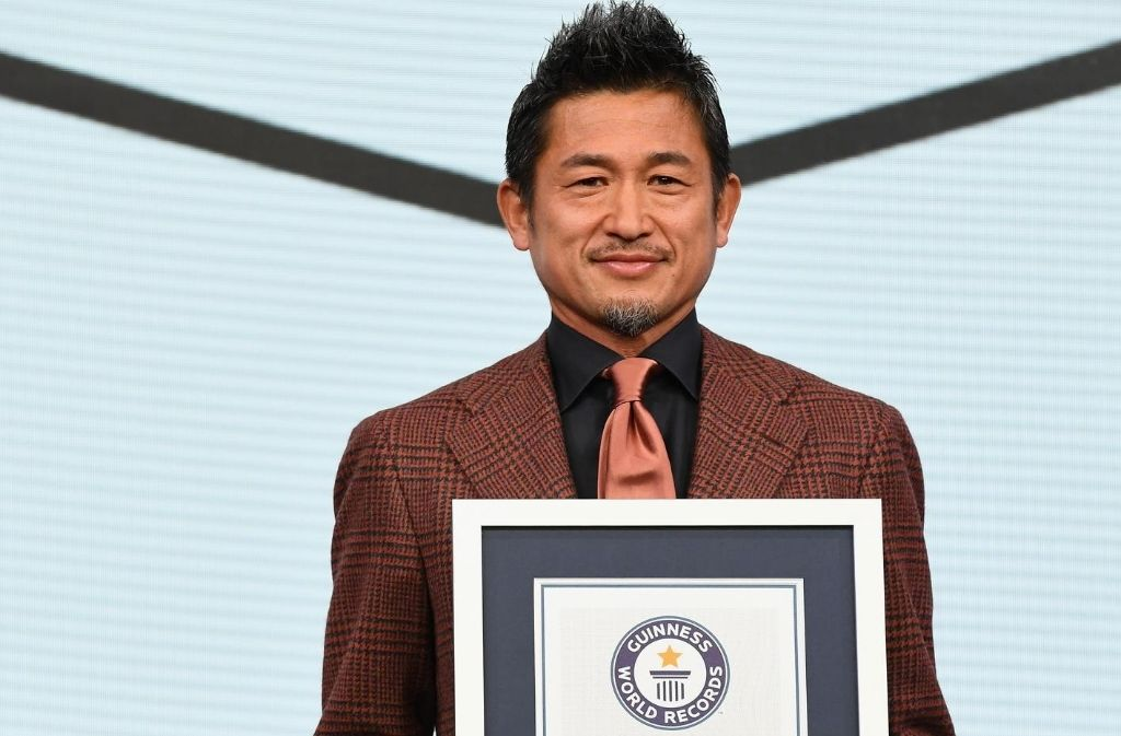 Kazuyoshi Miura, FIFA 21, World's oldest footballer
