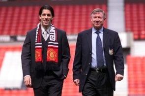 Van Nistelrooy, United
