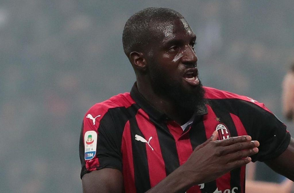 Tiemoue Bakayoko - AC Milan