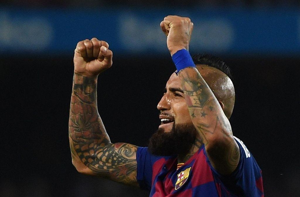 Arturo Vidal - FC Barcelona