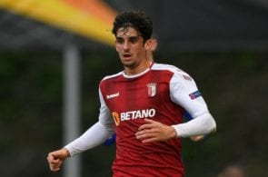 Francisco Trincao, Sporting Braga