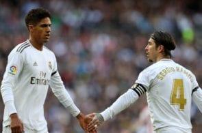 Raphael Varane, Sergio Ramos - Real Madrid