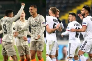 Shakhtar Donetsk - FC Basel