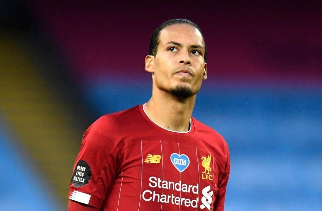 Virgil van Dijk, Liverpool