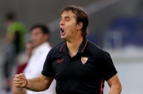 Julen Lopetegui - Sevilla FC