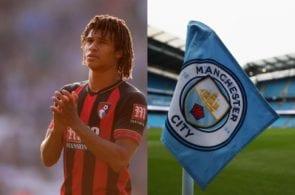 Nathan Ake Joins City