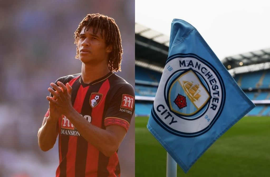 Nathan Ake Joins City