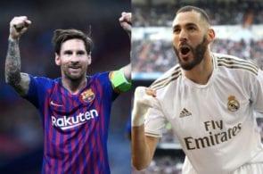 Messi, Benzema