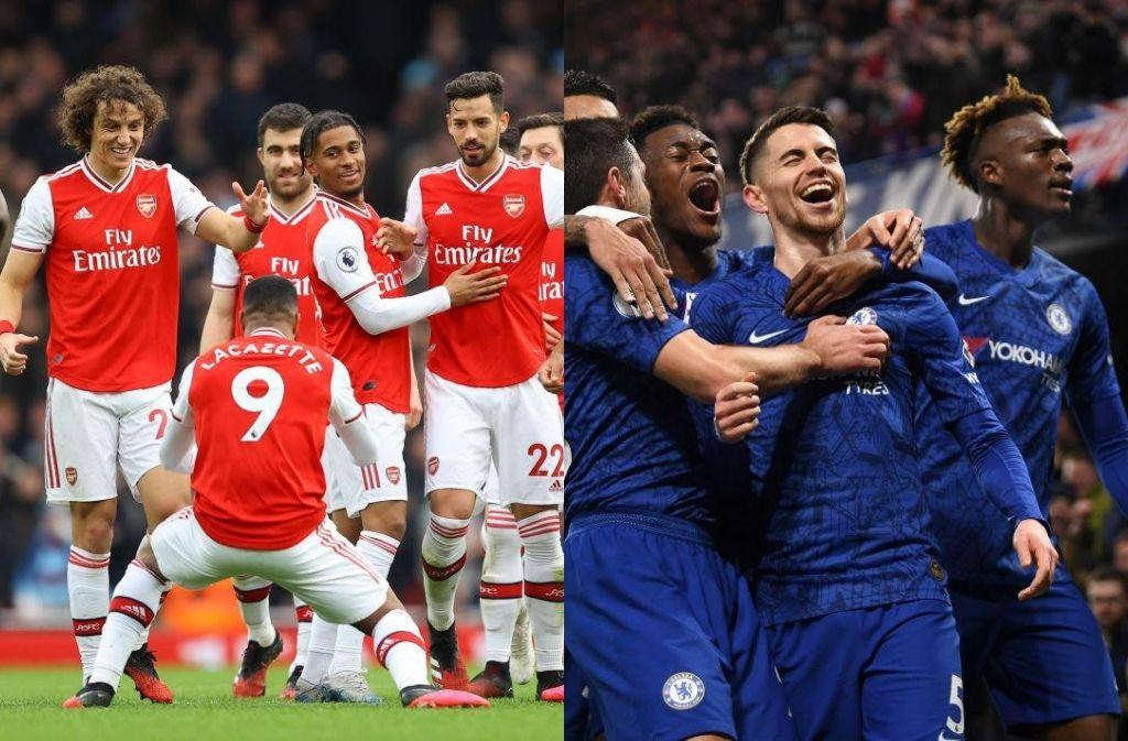 Arsenal, Chelsea