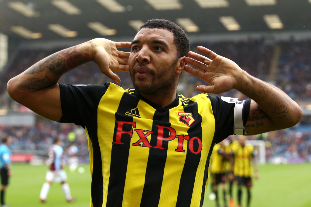 Troy Deeney, Tottenham