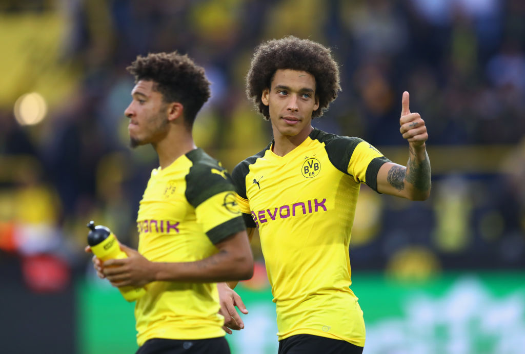 Witsel, Sancho