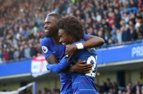 Antonio Rudiger, Willian, Chelsea